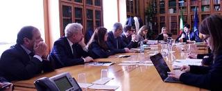 Consulta  professioni  speranza  ministero  salute  ssn  incontro  federazioni  spesa  formazione  digitale