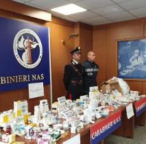 Operazione  VIRIBUS  nas  carabinieri  sport  doping  sequestro  farmaci  europol
