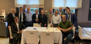 Un momento della riunione della CAO siciliane