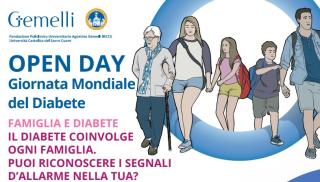 Open day  pitocco  diabete  gemelli  terapia  giaccari