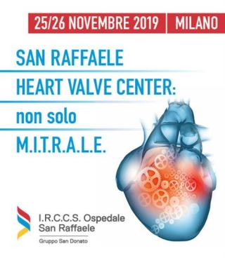 Heart Valve Center  san raffaele  congresso  valvole  de bonis  alfieri  castiglioni  mitrale  tricuspide  valvulopatie