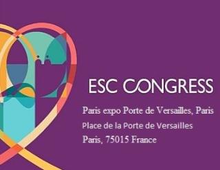Parigi  congresso  fibrillazione  esc  2019
