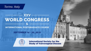 ISSVD  International Society for the Study of Vulvovaginal Disease  torino  congresso  2019  tumore  cancro  vulva  campagna