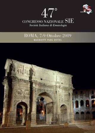 Congresso  sie  ematologia  roma  2019  corradini  zinzani  car-t  mieloma  linfoma  tumore  sangue  emofilia