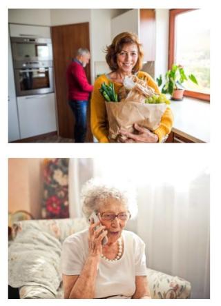 Ugo  servizio  casa  covid-19  coronavirus  anziani  spesa  domicilio