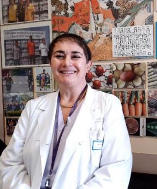 Maria Cristina Mele  Clinical Lung Cancer  TUMORE  CANCRO  malnutrizione  gemelli  ricerca  bria