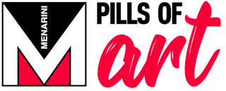 Logo Menarini Pills of Art