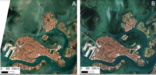 Venezia  cnr  acqua  covid-19  coronavirus  inquinamento  smog  virus