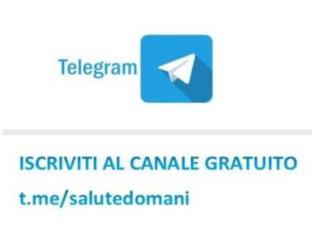 Telegram salutedomani