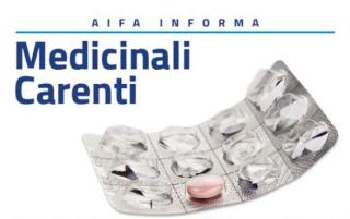Medicinali  carenti  farmaci  aifa  domande