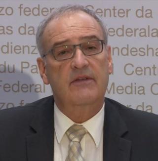 Parmelin  sanità  contagi  economia  costi  svizzera  coronavirus  ticino  aziende