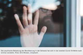 Schweiz  coronavirus  virus  covid-19  Universität Basel  Covid-19-Welle  Lockdown  Swiss Corona Stress Study