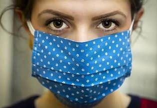 Mascherina  protezione  scuola  covid-19  virus  coronavirus  sars-cov-2