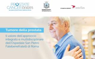 Tumore  prostata  astella  san giovanni  terapia