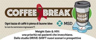 Hiv  msd  coffee break  virus  contagio  infezione