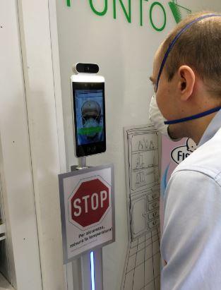 Fake news  termoscanner  fnomceo  coronavirus  covid-19  energia  colore  termometro  temperatura  infrarossi