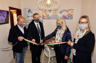Fondazione Tommasino Bacciotti  bambini  menarini  tumore  cancro  meyer  Casa Accoglienza  aleotti  tumore  cancro