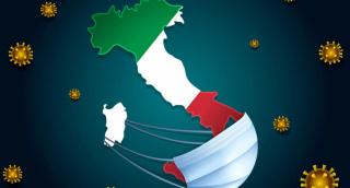 Mascherina  coronavirus  italia  vaccino  vaccinazione  covid-19