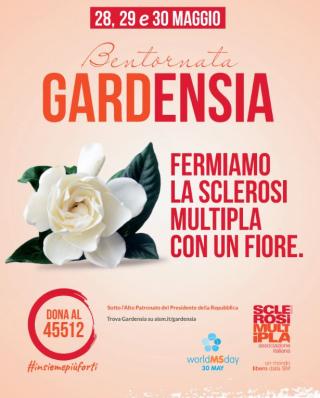 Gardensia  aism  SM  sclerosi multipla